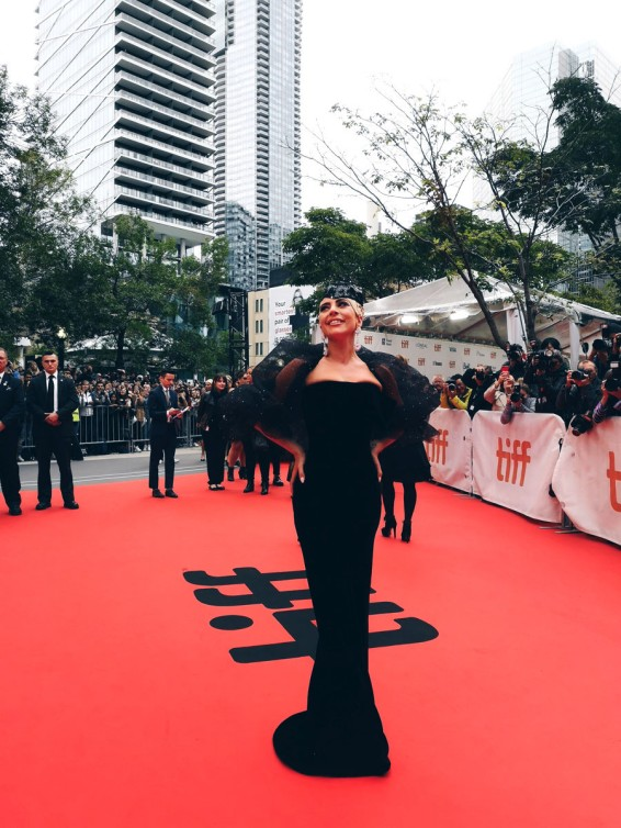 Lady Gaga, A Star Is Born, 9 September 2018, TIFF