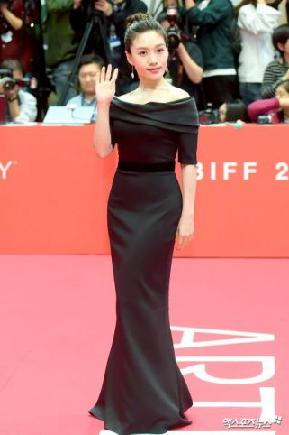 Choi Hee Seo at BUSAN FF 2018, Korea; Photo courtesy of: Xportsnews/korea.tlcthai.com